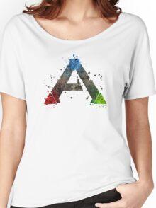 Ark Survival Splatter Women's Relaxed Fit T-Shirt