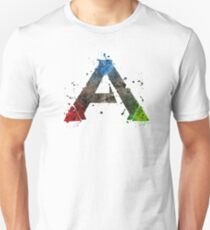 Ark Survival Splatter Unisex T-Shirt