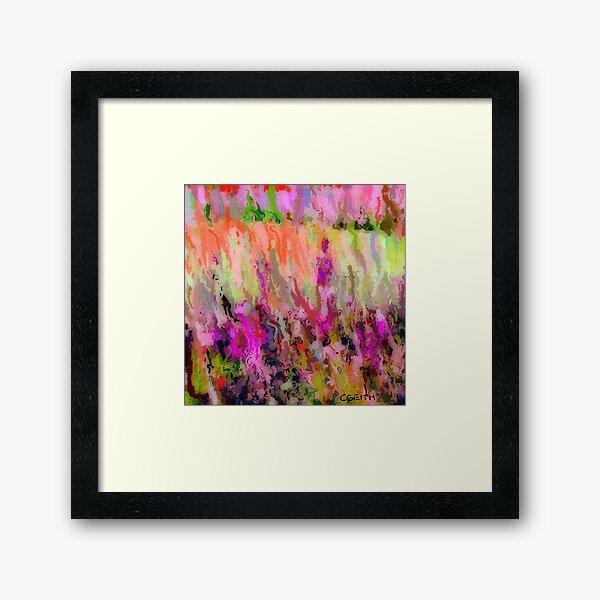 Wildtypes Framed Art Print
