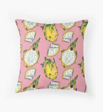Pitahaya Pattern Throw Pillow