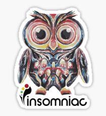 Insomniac Sticker