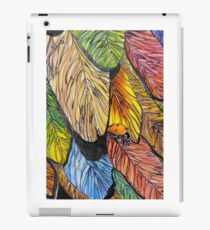 Beauty among Giants iPad Case/Skin