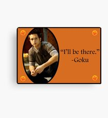 Dragonball Evolution: I'll Be There Canvas Print