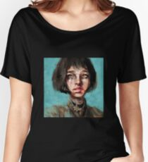 Leon The Professional Mathilda Women's Relaxed Fit T-Shirt