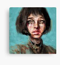 Leon The Professional Mathilda Canvas Print