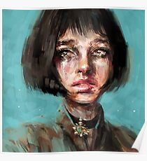 Leon The Professional Mathilda Poster