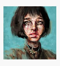 Leon The Professional Mathilda Photographic Print