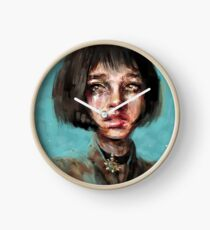 Leon The Professional Mathilda Clock