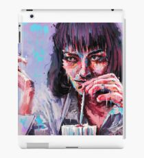 Mia Wallace Pulp Fiction iPad Case/Skin