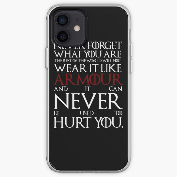 Wear It Like Armour iPhone Soft Case