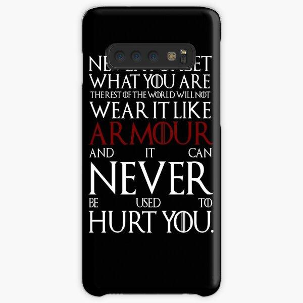 Wear It Like Armour Samsung Galaxy Snap Case