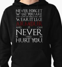 Wear It Like Armour Pullover Hoodie