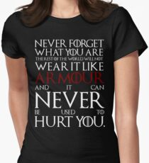 Wear It Like Armour Women's Fitted T-Shirt