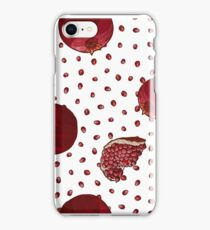 Pomegranate Pattern iPhone Case/Skin