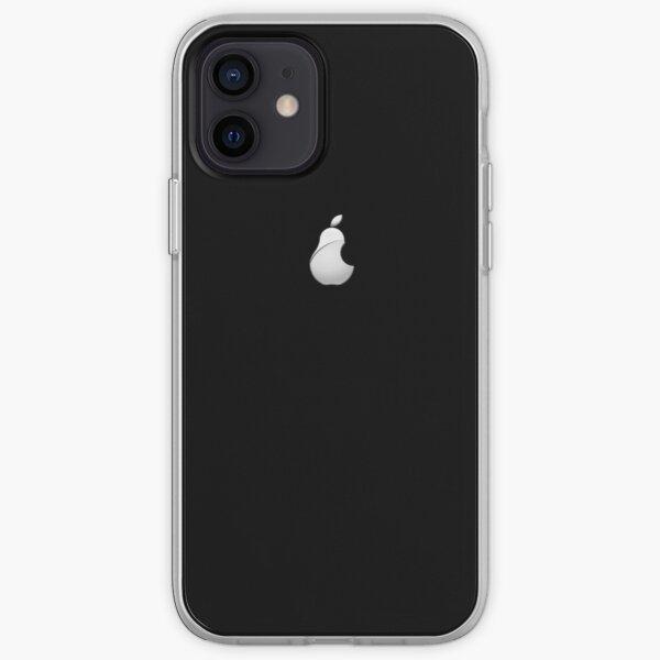 Pear Logo iPhone Soft Case