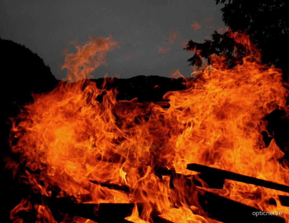 UMMM FIRE by opticnerve