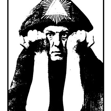 Aleister Crowley by ccuk66