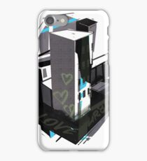 urban love iPhone Case/Skin