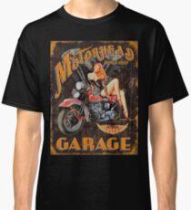Motorhead Garage Vintage Poster Classic T-Shirt