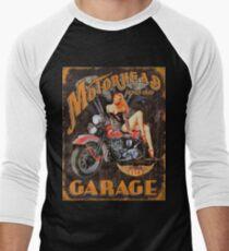 Motorhead Garage Vintage Poster T-Shirt