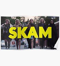 Skam (NRK1) Skuespillere Poster
