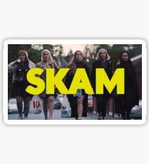 Skam (NRK1) Skuespillere Sticker