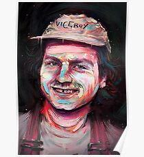 Mac DeMarco Painting Poster