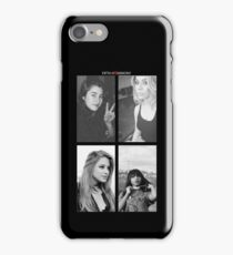 H[4]RMONY (White Text) iPhone Case/Skin
