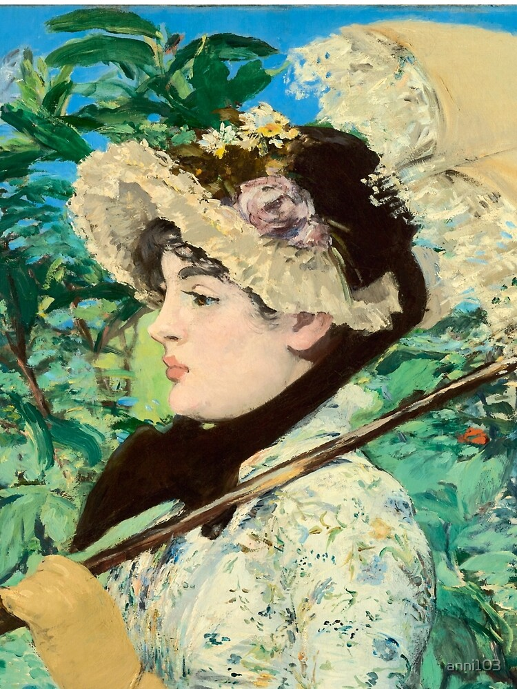 Manet's Jeanne by anni103