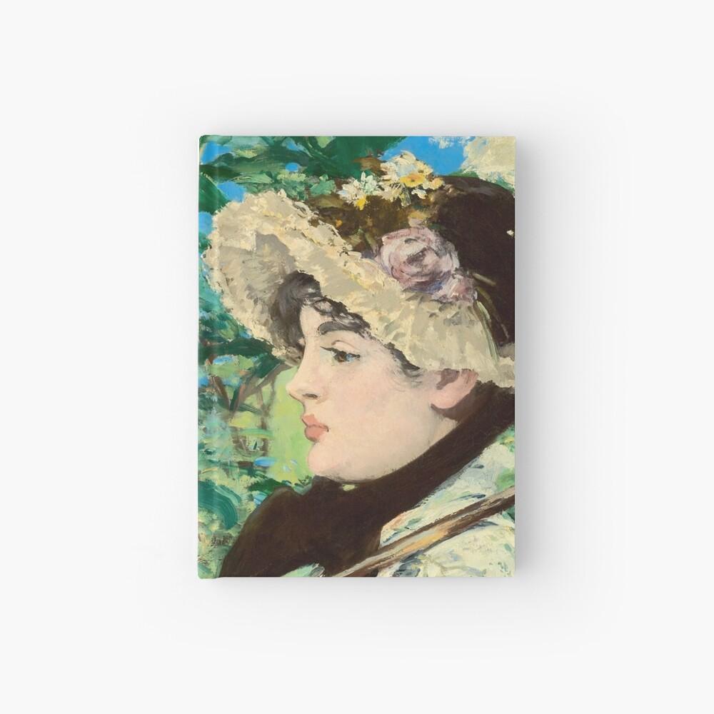 Manet's Jeanne Hardcover Journal