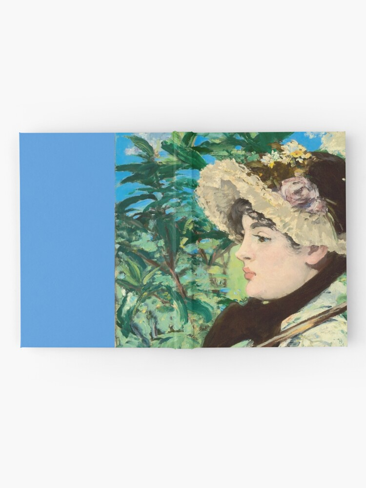 Alternate view of Manet's Jeanne Hardcover Journal