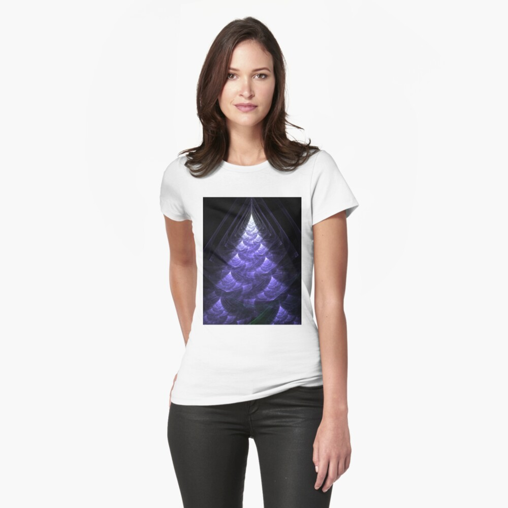 Mysterious Ascension Womens T-Shirt Front