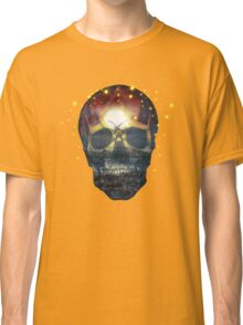 Sunset Time - Skull Classic T-Shirt
