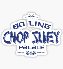 Bo Ling Chop Suey Sticker