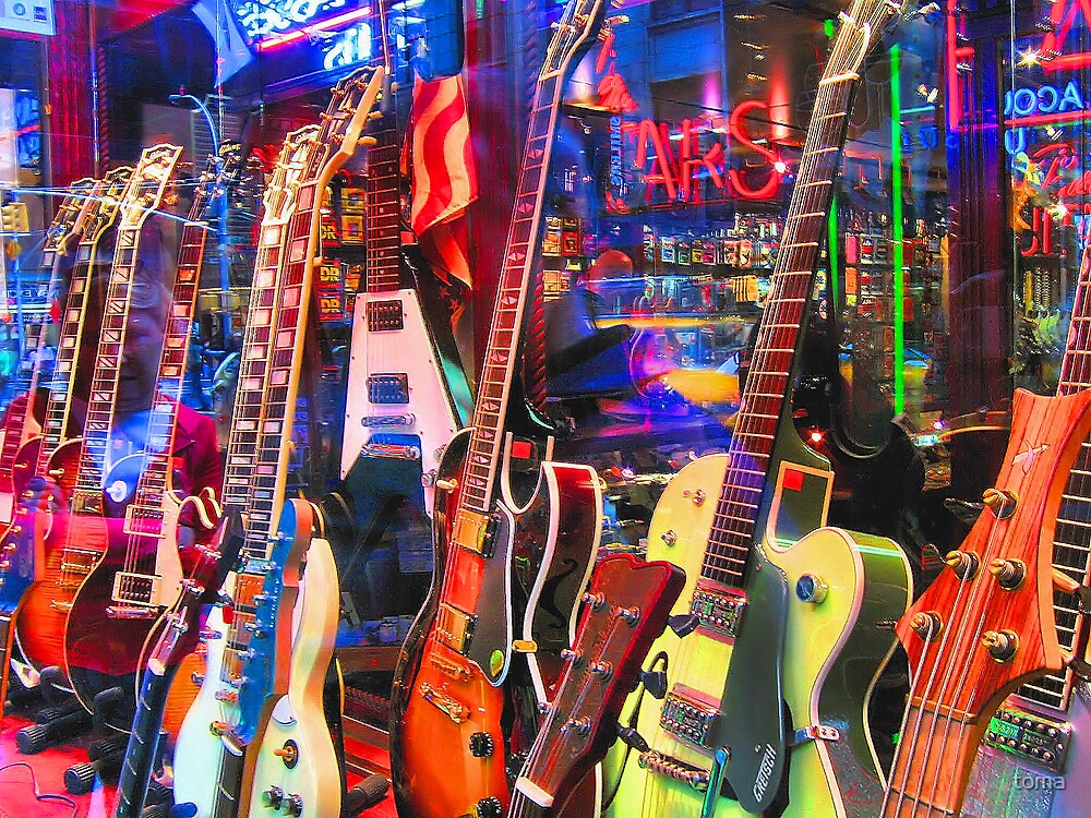 guitars by toma