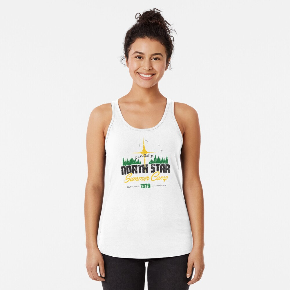 Camp Nordstern Racerback Tank Top