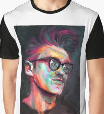 Morrissey The Smiths Graphic T-Shirt