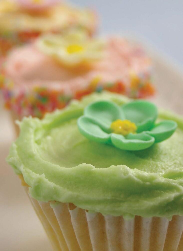 Cupcakes by Zoe Hamilton
