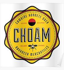 CHOAM Poster