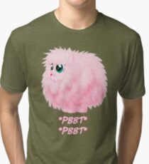 It's so fluffy! Tri-blend T-Shirt