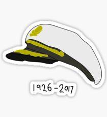 Chuck Berry Tribute: 1926 - 2017 Sticker
