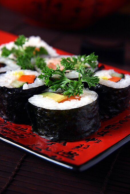 Sushi by Bryant Evans