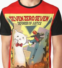 SEVEN ZERO SEVEN Mystic Messenger Collection Graphic T-Shirt