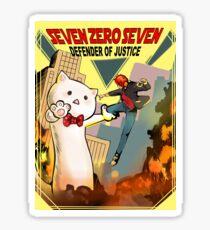 SEVEN ZERO SEVEN Mystic Messenger Collection Sticker