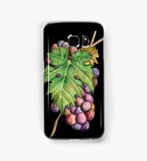 Colorful Wine Grapes Samsung Galaxy Case/Skin