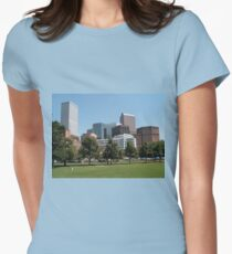 Denver Colorado Womens Fitted T-Shirt