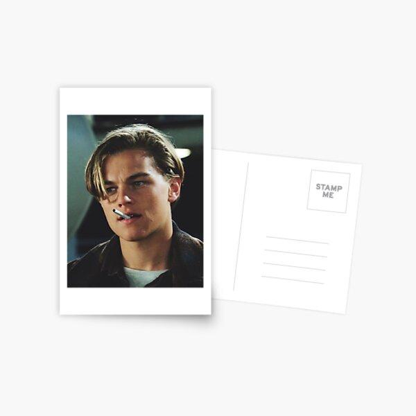 Leonardo DiCaprio Postcard