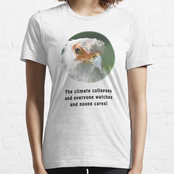 Verärgert Sekretärin Bird Essential T-Shirt