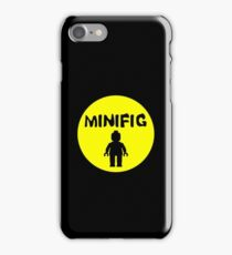 MINIFIG iPhone Case/Skin