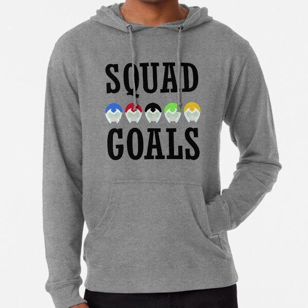 Voltron Inspired Squad Goals  Lightweight Hoodie